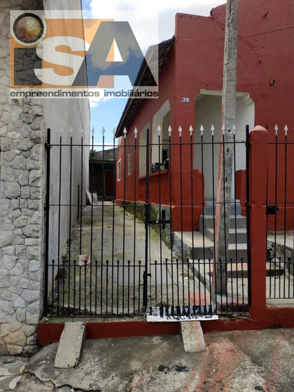 Casa Residencial Em Centro - Poá, Sp - 2885