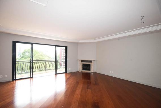 Apartamento Para Aluguel - Panamby, 4 Quartos, 160 - 893016298