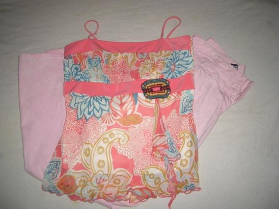 Conjunto Casual Vestir Para Damas - 5v
