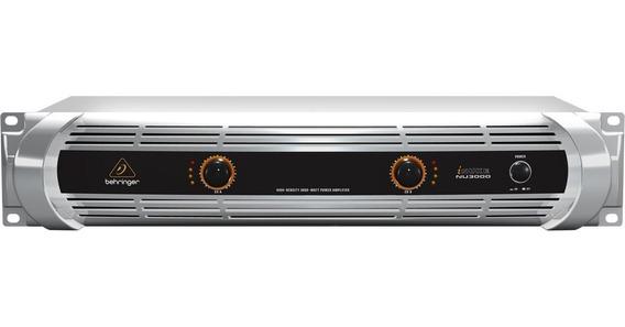 Amplificador De Potencia Behringer Inuke Nu3000
