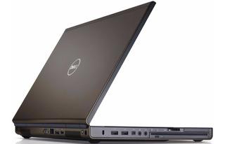 Dell Precision M6800 I7-4810mq 8gb 500gb Hdd Fire Pro M6100