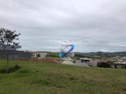Terreno À Venda, 468 M² - Condomínio Residencial Alphaville I - São José Dos Campos/sp - Te0506