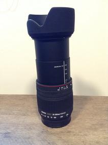 Lente Sony Alpha 28 300 Sigma