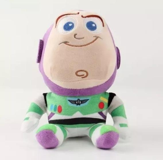 Boneco Buzz Lightyear - Pelúcia Toy Story 20 Cm
