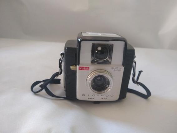 Câmera Kodak Rio 400 Relíquia