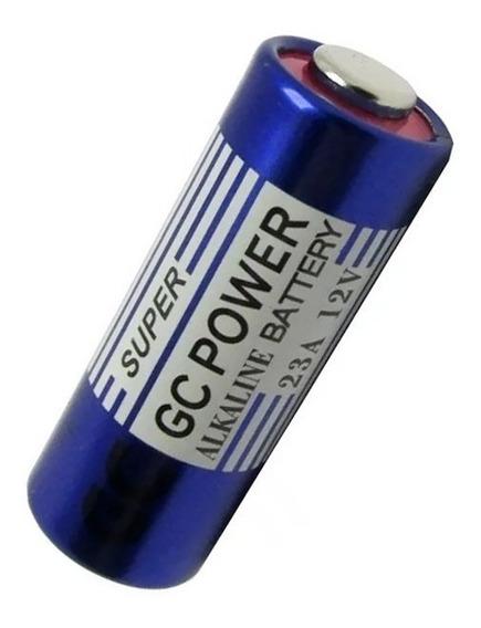 50pcs Pilha Alcalina Bateria 12v A23 Gc Portão Alarme