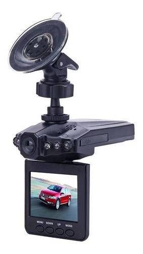 Camara Seguridad Auto Hd Dvr Dash Hd Lcd
