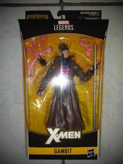 Marvel Legends X-men Gambito Baf Caliban Envío Incluido