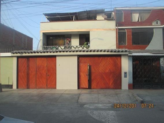 Casa Ubicada Cerca A Avenida Principal