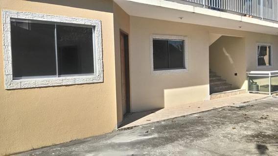 Casa Em Laranjal, São Gonçalo/rj De 67m² 2 Quartos À Venda Por R$ 129.000,00 - Ca334243