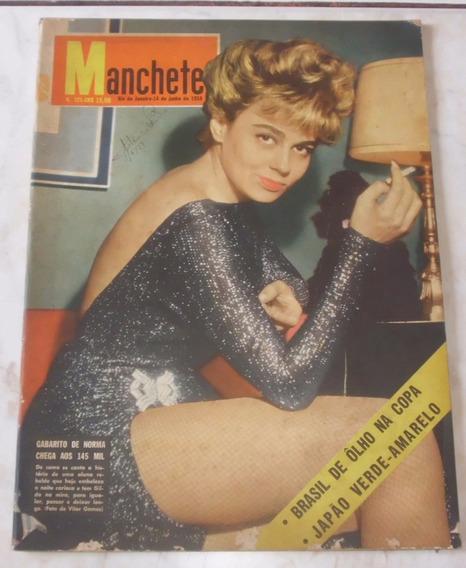 Revista Manchete Nº 321 - Jun/1958 - Miss Bahia, Norma Bengu