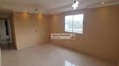 Imirim Zn/ Sp - Apartamento 51 M², 2 Dormitórios, 1 Vaga - R$ 260.000,00 - Ap7157