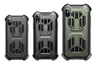 Capa Capinha Case Anti Shock Respirável iPhone X Xr Xs Max