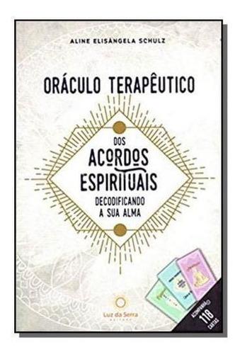 Oraculo Terapeutico Dos Acordos Espirituais