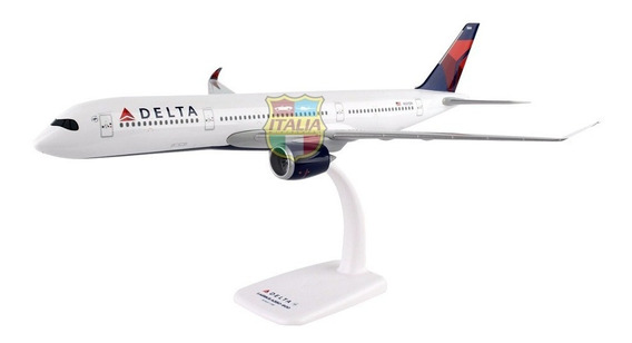 Airbus A350-900 Delta 1:200 Flight Miniatures