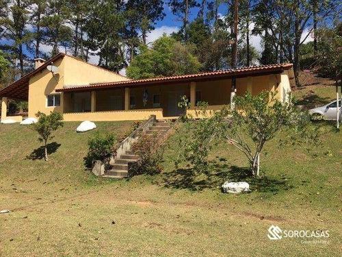 Imagem 1 de 14 de Chácara À Venda, 137000 M² Por R$ 950.000,00 - Bairro Do Limal - Piedade/sp - Ch0038