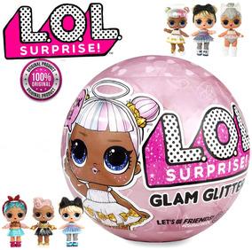 Muñecas Lol Surprise Glam Glitter Niñas Juguetes Original