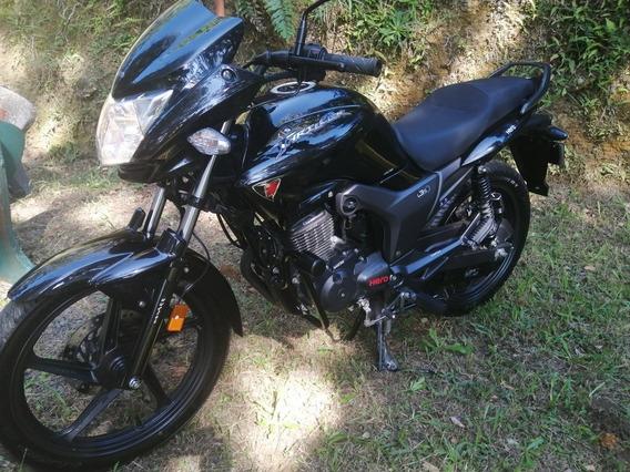Moto Hero Thriller Pro 150 - Negra