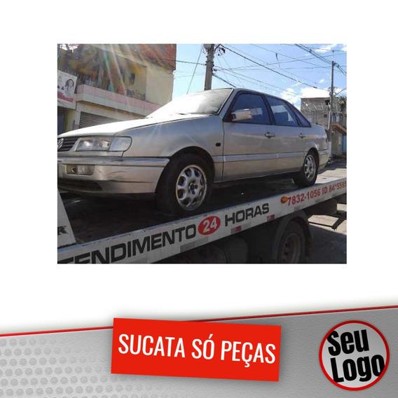 Sucata Passat Sedan Vr6 2.8 1996