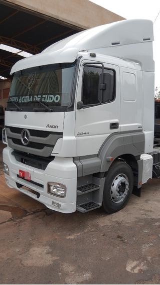 Mb 2644 6x4 Axor Mercedes-benz Cavalo Traçado
