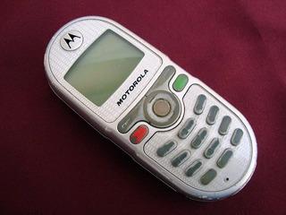 Celular Motorola C 200 Para Retirar Peças Os 003