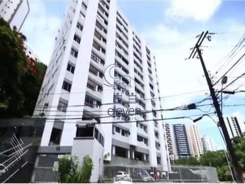 Imagem 1 de 19 de Apartamento Quarto E Sala, 63m² Por R$ 235.000,00 - Candeal - Salvador/ba - Ab024 - 69411301