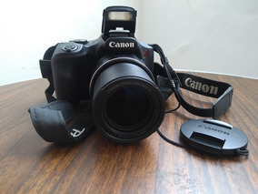 Camera Semiprofissional Canon Powershot Sx520 Hs