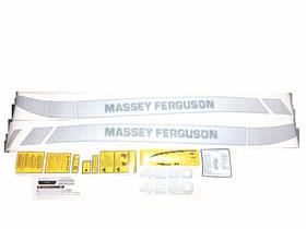 Decalque Faixa Adesiva Trator Massey Ferguson 4290