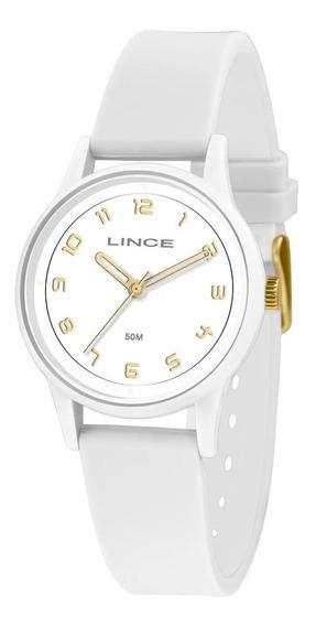 Relógio Pulso Lince Feminino Branco - Lrpj094l B2bx