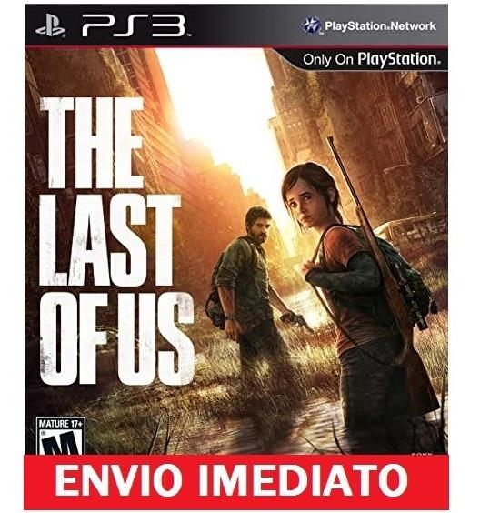 The Last Of Us Dublado Português Ps3 Receba Agora Jogos Psn