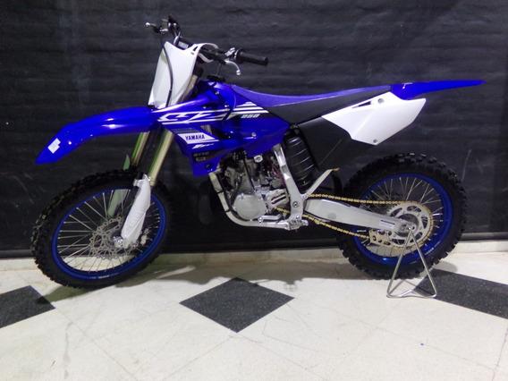 Yamaha Yz 250 2019 0km Azul