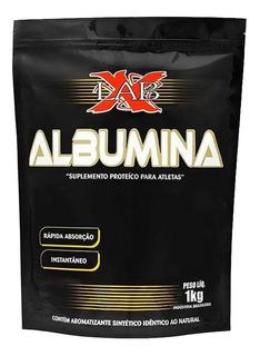 Albumina 1kg Xlab Vários Sabores 100% Original