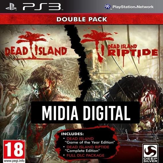 Ps3 - Dead Island Franchise Pack 1 & Riptide
