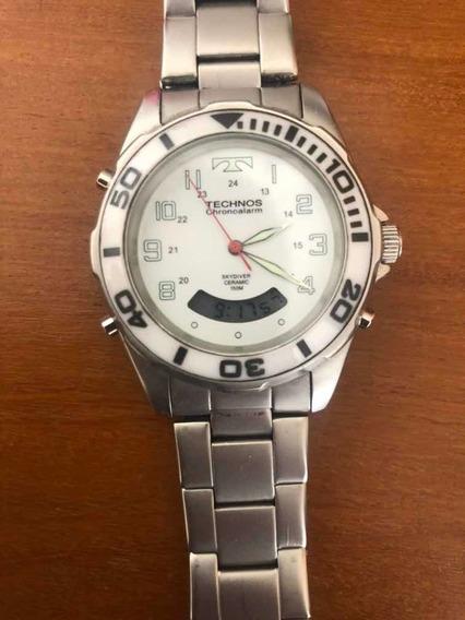 Relógio Technos Skydiver T205.75 Masculino