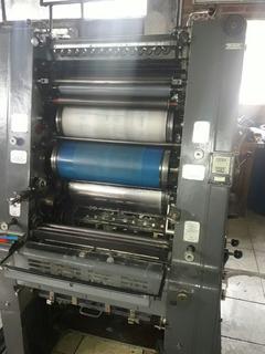 Imprenta Completa, Gto/ryobi/guillotina/paleta