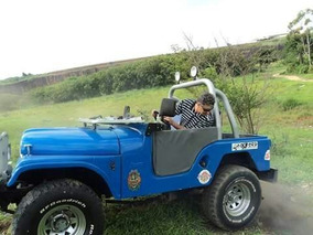 Jeep 1963 Willys 4x4 6 Cil