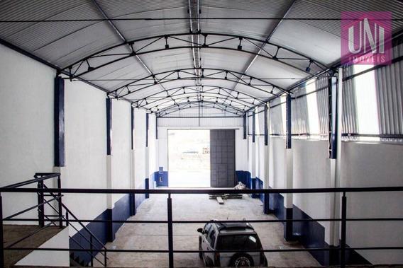 Galpão Industrial Para Venda E Locação, Quinta Da Paineira, São Paulo. - Ga0034
