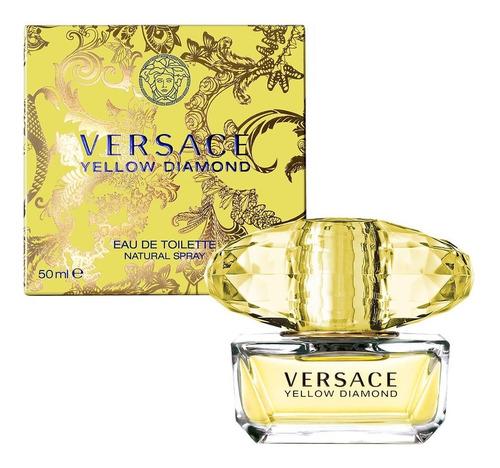 Perfume Versace Yellow Diamond 50ml Original