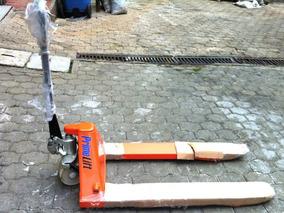 Montacarga Estivador Manual Hidraulico