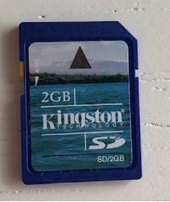 Cartão De Memória Kingston 2 Gb