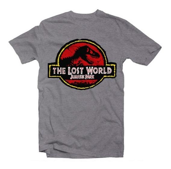 Playeras Jurassic Park Jurassic World - 9 Modelos Disp.