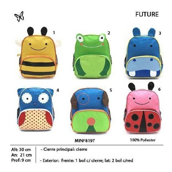 Mochila Future Animalitos 8197