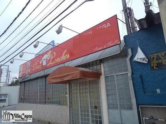 Ponto Comercial Para Venda Em São José Dos Campos, Centro - 1403v