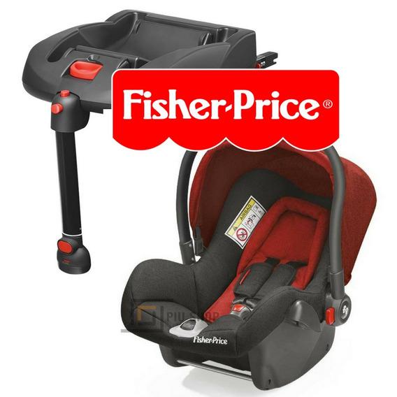 Bebê Conforto + Base Isofix Fisher Price Mega Promoção