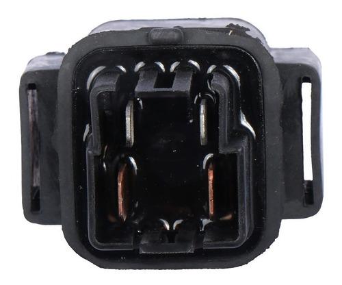 Imagen 1 de 3 de Relay De Arranque Crux 110 Yamaha Original Delcar Motos