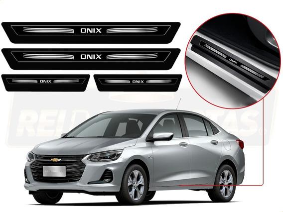 Soleira Ltz Gm Chevrolet Onix Plus 2018 2019 2020 2021