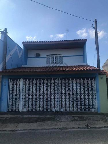 Sobrado Com 3 Dormitórios À Venda, 256 M² Por R$ 320.000,00 - Eden - Sorocaba/sp - So4422