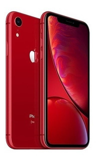 iPhone Xr Red 64 Gb Desbloqueado Lacrado