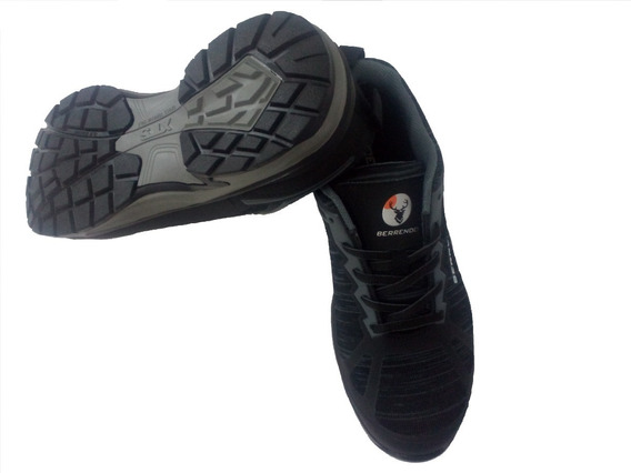 Zapatos De Seguridad Berrendo Mod. 7709 - Safety Sport