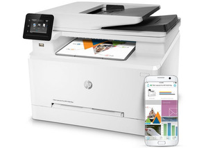 Impressora Laserjet Color Pro M254dw Wifi/rede/duplex 21ppm